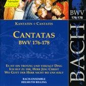 J.S. Bach - Cantatas BWV 176-178 by Bach-Collegium Stuttgart