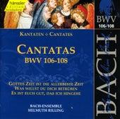 J.S. Bach - Cantatas BWV 106-108 by Bach-Collegium Stuttgart