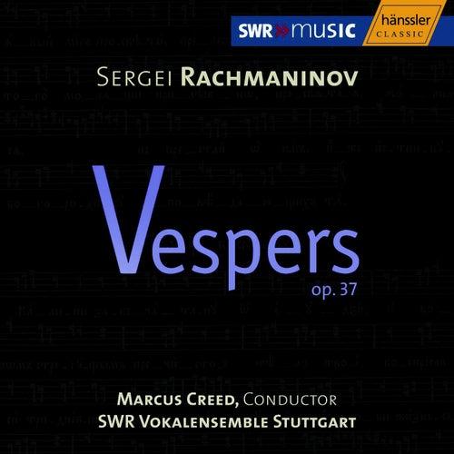 Sergei Rachimaninov: Vespers Op. 37 by SWR Vokalensemble Stuttgart