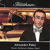 Alexander Paley plays Mozart, Beethoven, Brahms, Bartel by Various Artists