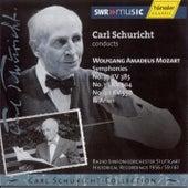 Wolfgang Amadeus Mozart: Symphonies No. 35, 38, 40 & Arien by Radio-Sinfonieorchester Stuttgart