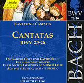 J.S. Bach - Cantatas BWV 23-26 by Bach-Collegium Stuttgart