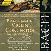 The Complete Bach Edition, Vol. 138 - Reconstructed Violin Concertos, BWV 1052R, 1056R, etc. by Bach-Collegium Stuttgart