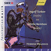 Hebrew Melodies by Ingolf Turban
