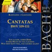 J.S. Bach - Cantatas BWV 109-111 by Bach-Collegium Stuttgart