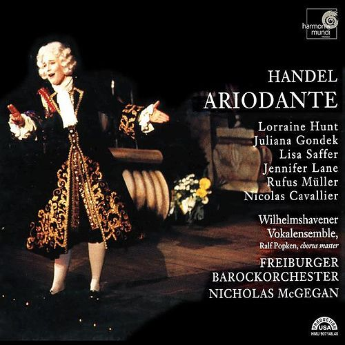 Handel: Ariodante by Nicholas McGegan Freiburger Barockorchester