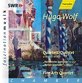 Hugo Wolf: String Quartet D Minor,