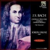 Bach: 33 Chorale Preludes by Joseph Payne