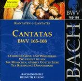 J.S. Bach - Cantatas BWV 165-168 by Bach-Collegium Stuttgart