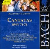 J.S. Bach - Cantatas BWV 71-74 by Bach-Collegium Stuttgart