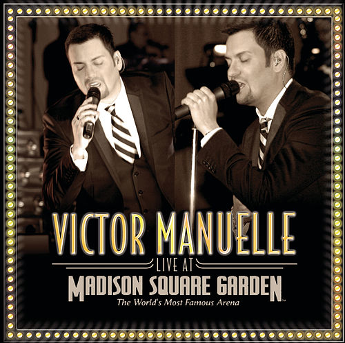 Live At Madison Square Garden by Víctor Manuelle