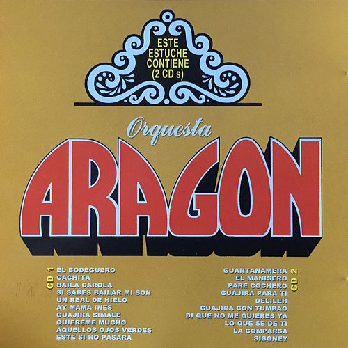 Orquesta Aragon (CD 1) by Orquesta Aragon