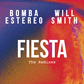 Fiesta (The Remixes) by Bomba Estereo
