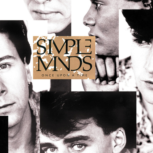 Once Upon A Time by Simple Minds
