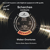 LP Pure, Vol. 23: Scherchen Conducts Weber Overtures by Orchester der Wiener Staatsoper