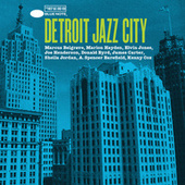 Detroit Jazz City by Various Artists