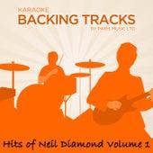 Karaoke Hits Neil Diamond, Vol. 1 by Paris Music