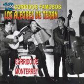 12 Corridos Famosos by Los Alegres de Teran