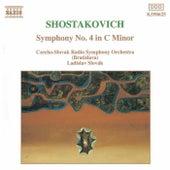 Symphony No. 4 by Dmitri Shostakovich
