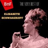 The Very Best of Elisabeth Schwarzkopf by Various Artists