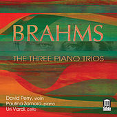 Brahms: The 3 Piano Trios by David Perry