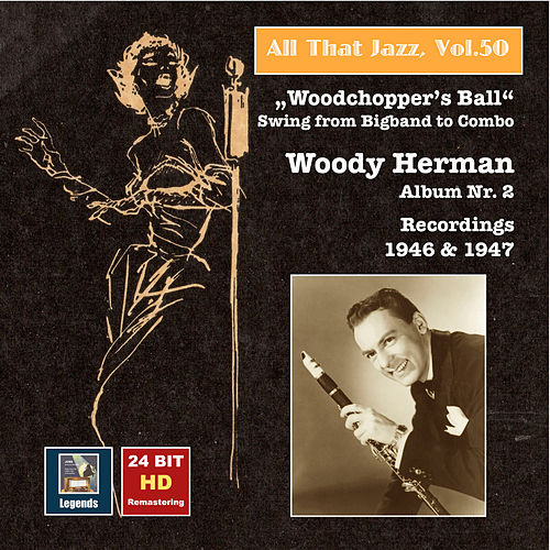 All That Jazz, Vol. 50: Woody Herman, Album No. 2