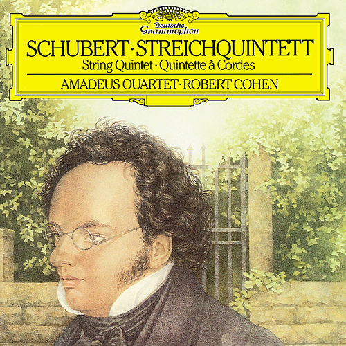 Schubert: String Quintet In C, D.956 by Amadeus Quartet