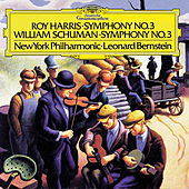 Harris: Symphony No.3 In One Movement / Schuman, W.H.: Symphony No.3 by New York Philharmonic