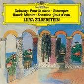 Debussy: Pour le piano, L.95; Estampes, L.100 / Ravel: Miroirs, M.43; Sonatine, M.40; Jeux d'eau, M.30 by Lilya Zilberstein