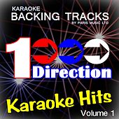 Karaoke Hits One Direction, Vol. 1 by Paris Music