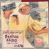 Live Frying: Boston Radio February 19, 2001 by Wolf Eyes