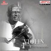 Violin - M. S. Gopalakrishnan by M.S. Gopalakrishnan