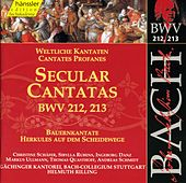 J.S. Bach - Secular Cantatas BWV 212, 213 by Bach-Collegium Stuttgart