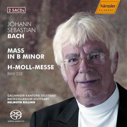 J.S. Bach: Mass In B Minor BWV 232 - SACD by Helmuth Rilling