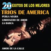 20 Exitos de los Mejores Trios de America by Various Artists