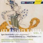 Les Ballets Russes Vol. 1 - Stravinsky, Debussy & Dukas by SWR Sinfonieorchester Baden-Baden und Freiburg