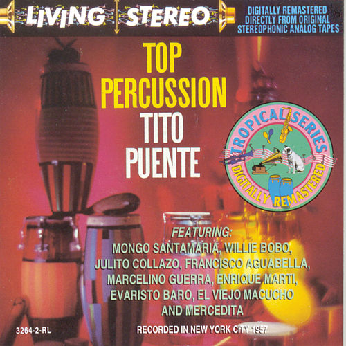 Top Percussion by Tito Puente