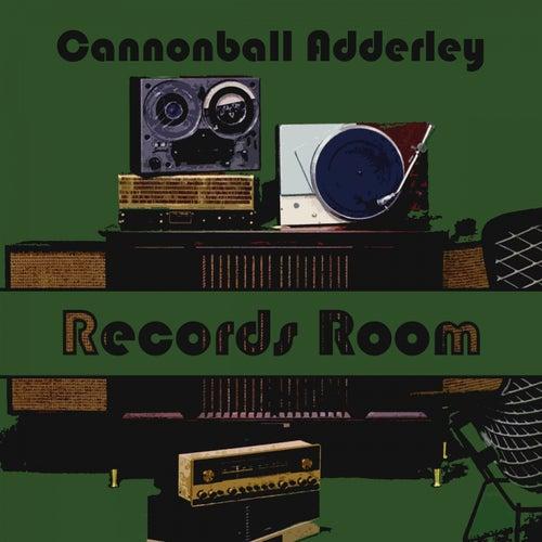 Records Room von Cannonball Adderley