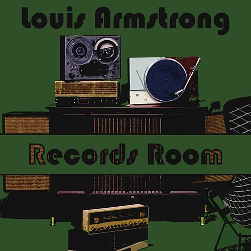 Records Room von Louis Armstrong
