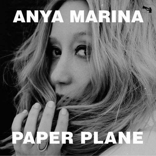 Paper Plane by Anya Marina