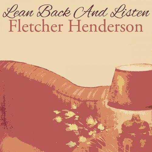 Lean Back And Listen von Fletcher Henderson