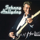 Live at Montreux 1988 by Johnny Hallyday