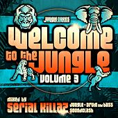 Welcome To The Jungle, Vol. 3: The Ultimate Jungle Cakes Drum & Bass Compilation - EP by Various Artists