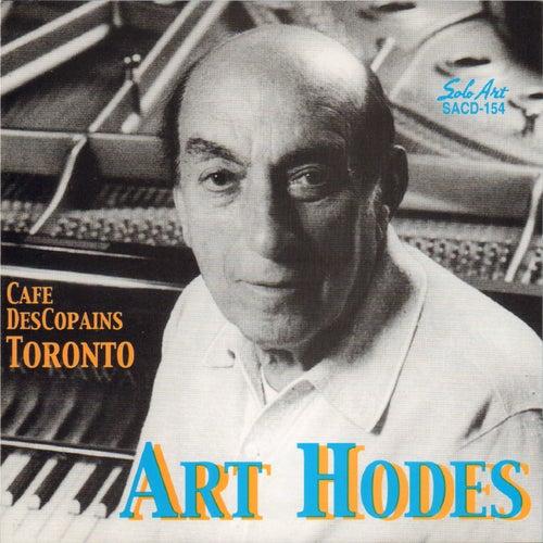 Café Des Copains, Toronto by Art Hodes