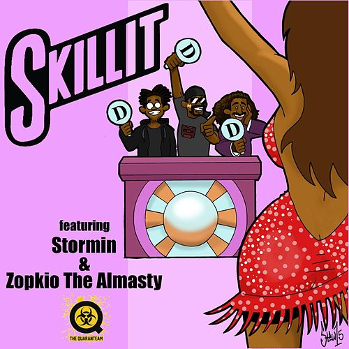 The D (feat. Stormin & Zopkio the Almasty) by S'Killit
