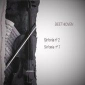 Beethoven, Sinfonía No. 2, Sinfonía No. 7 by Orquesta Philharmonia
