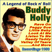 A Legend of Rock N' Roll by Buddy Holly
