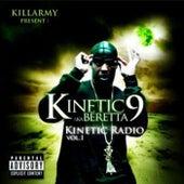 Kinetic Radio Volume 1 by Kinetic 9