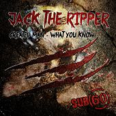 Created Man - Single by Jack the Ripper