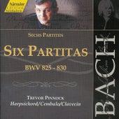 Bach: Six Partitas, BWV 825-830 (1 of 2) by Trevor Pinnock